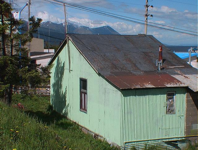 Maison en tole ventana blog - Maison en tole ondulee ...